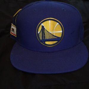 New Era Golden State Warriors hat
